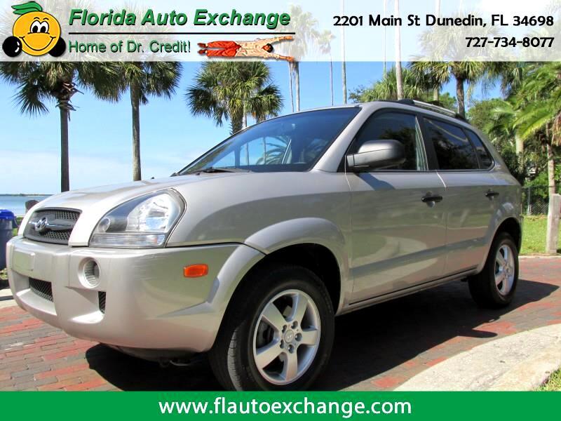 2005 Hyundai Tucson 4DR GL FWD 2.0L I4 AUTO