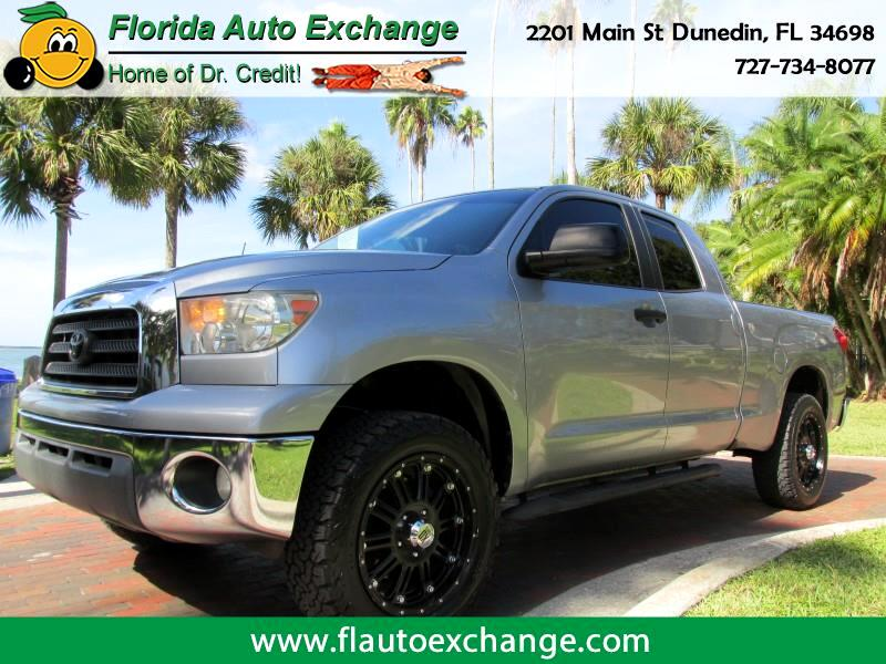 2008 Toyota Tundra DBL 4.7L V8 5-SPD AT SR5