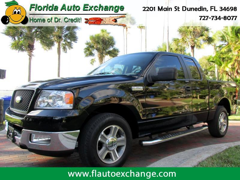 "2005 Ford F-150 SUPERCAB 133"" XLT"