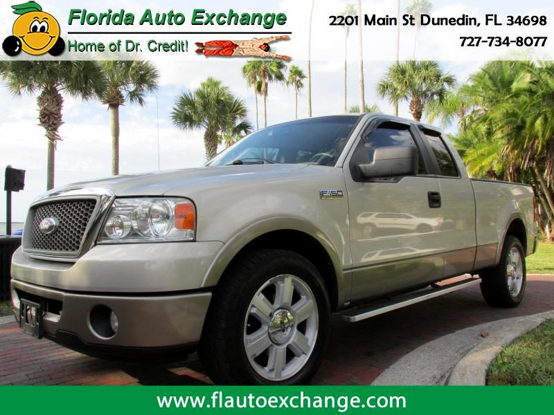 "2006 Ford F-150 Supercab 145"" Lariat"