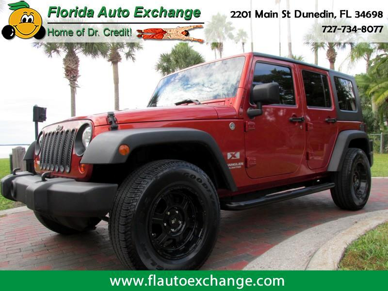 2009 Jeep Wrangler 4WD 4DR X