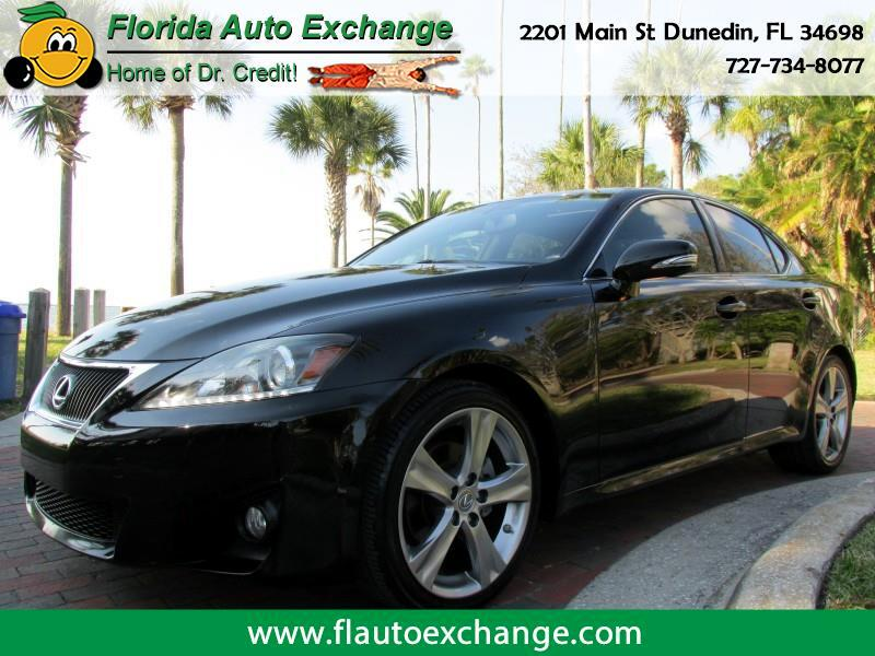 2013 Lexus IS 4DR SPORT SDN AUTO RWD