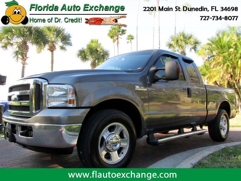 2005 Ford F-350 SD SUPERCAB LARIAT