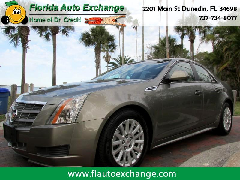 2010 Cadillac CTS 4DR SDN 3.0L LUXURY AWD
