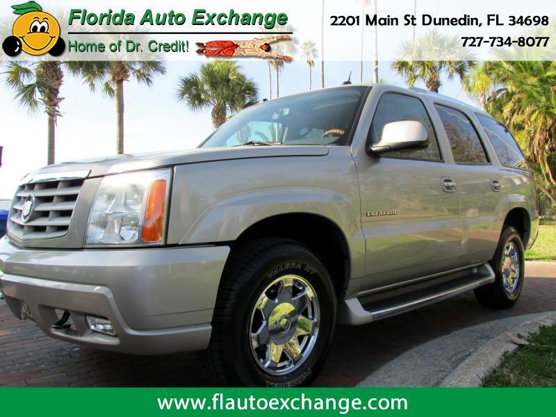 2004 Cadillac Escalade 4DR AWD