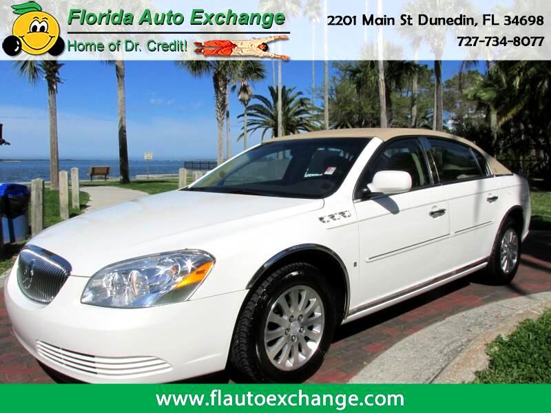 2008 Buick Lucerne 4DR SDN V6 CX