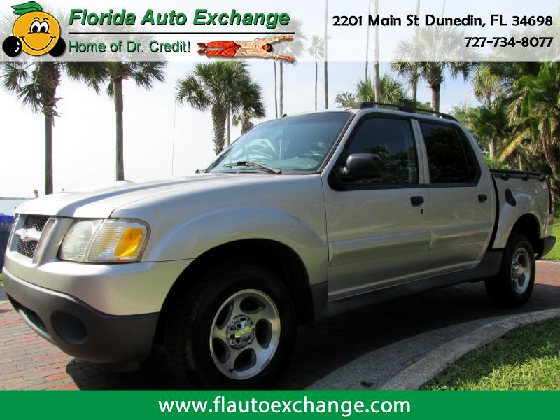 2004 Ford Explorer Sport Trac 4DR 126