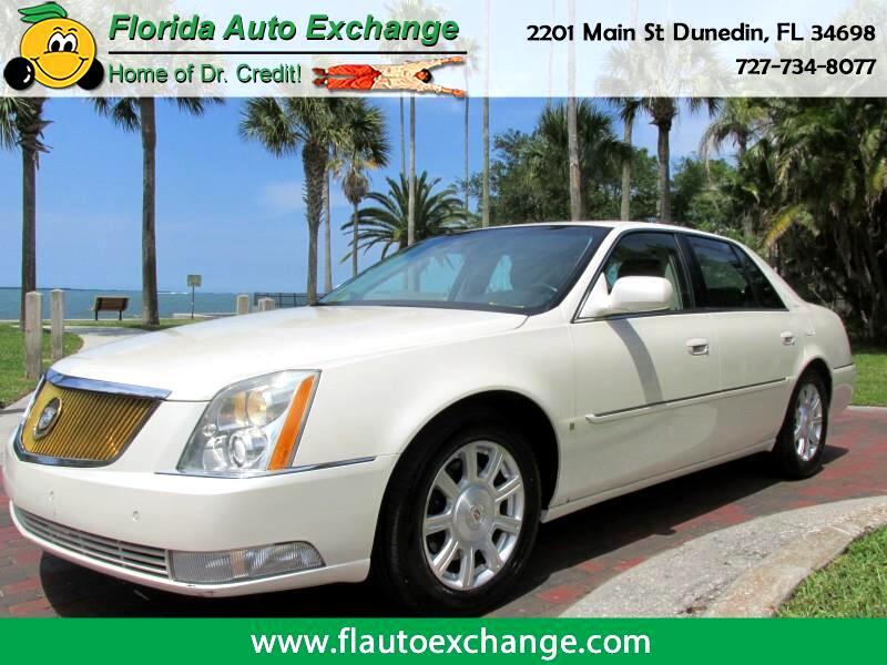 2008 Cadillac DTS 4DR SDN W/1SD
