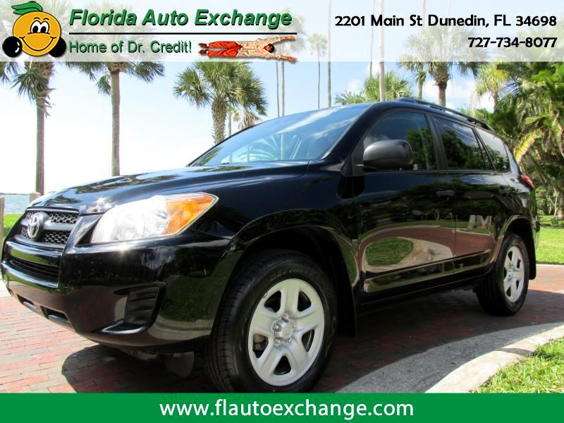 2011 Toyota RAV4 FWD 4DR 4-CYL 4-SPD AT