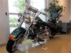 2004 Harley-Davidson FLSTC