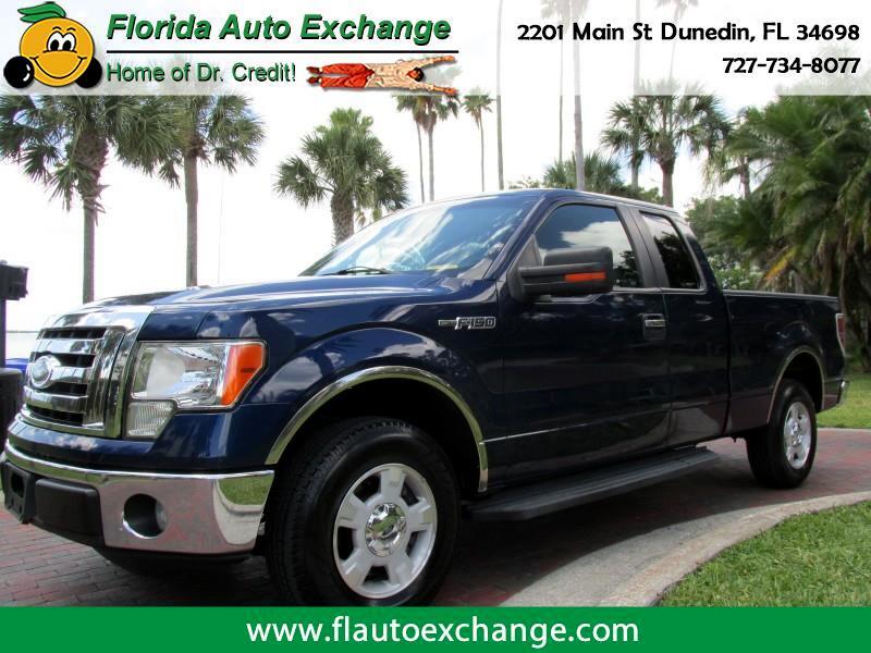 "2011 Ford F-150 2WD SUPERCAB 145"" XLT"