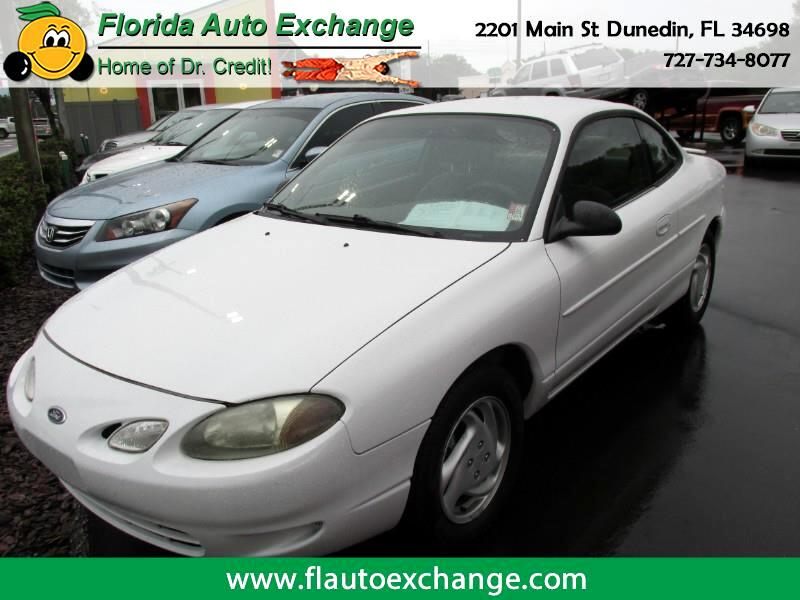 2001 Ford ZX2 2DR CPE ZX2