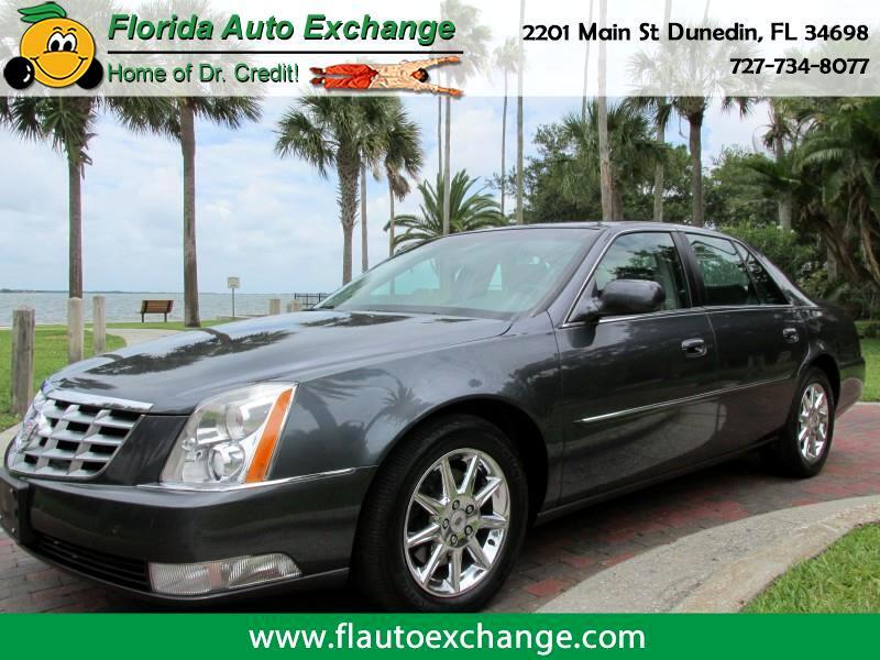 2010 Cadillac DTS 4DR SDN W/1SC