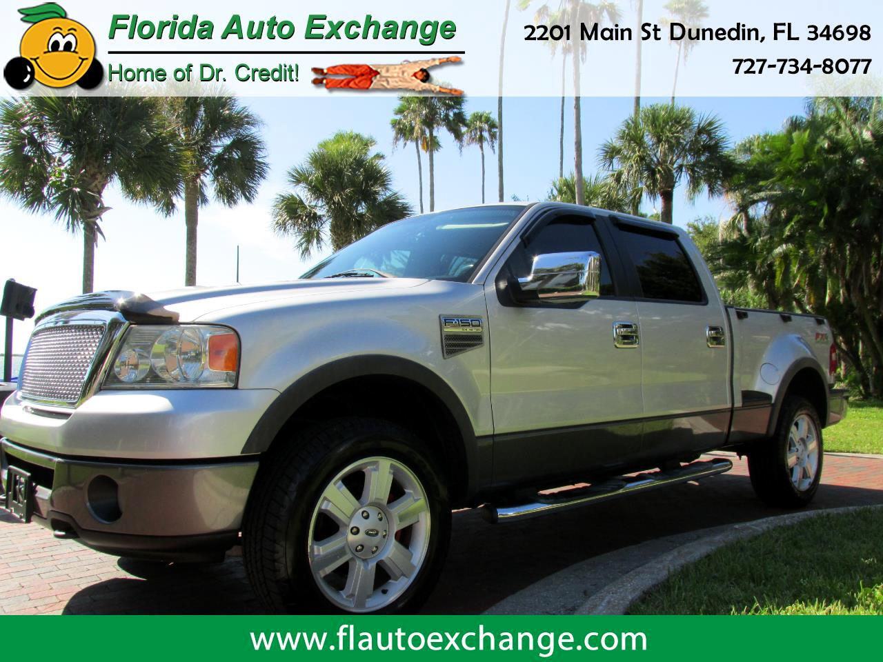 2006 Ford F-150 SUPERCREW FLARESIDE 150""