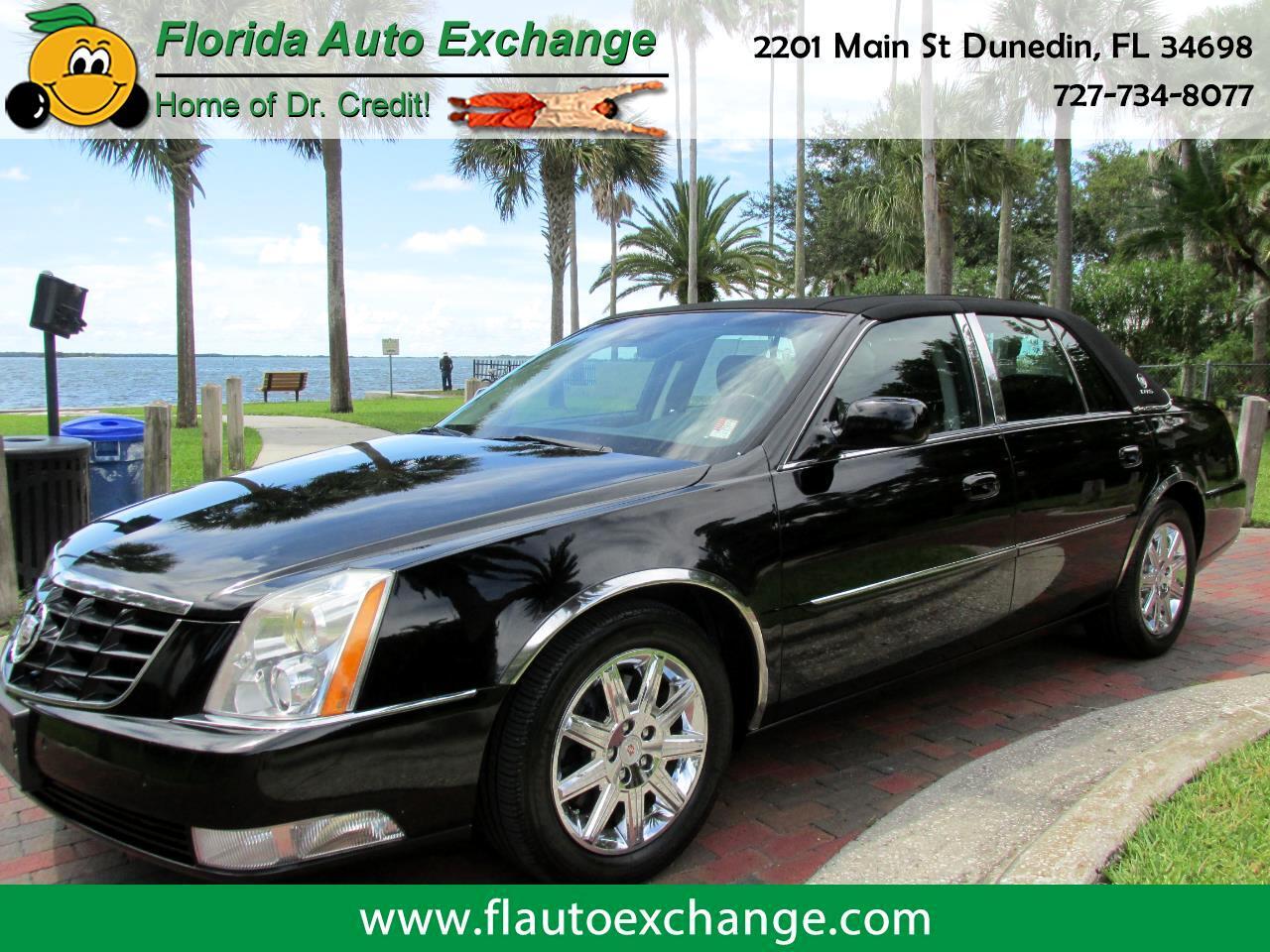 2011 Cadillac DTS 4DR SDN PREMIUM COLLECTIO