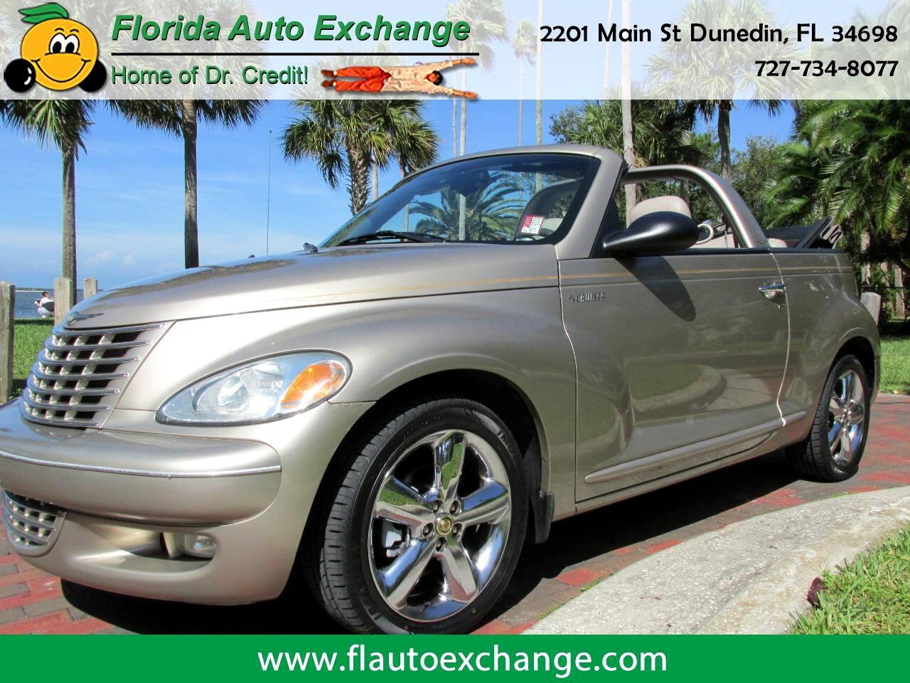 Chrysler PT Cruiser 2dr Convertible GT 2005