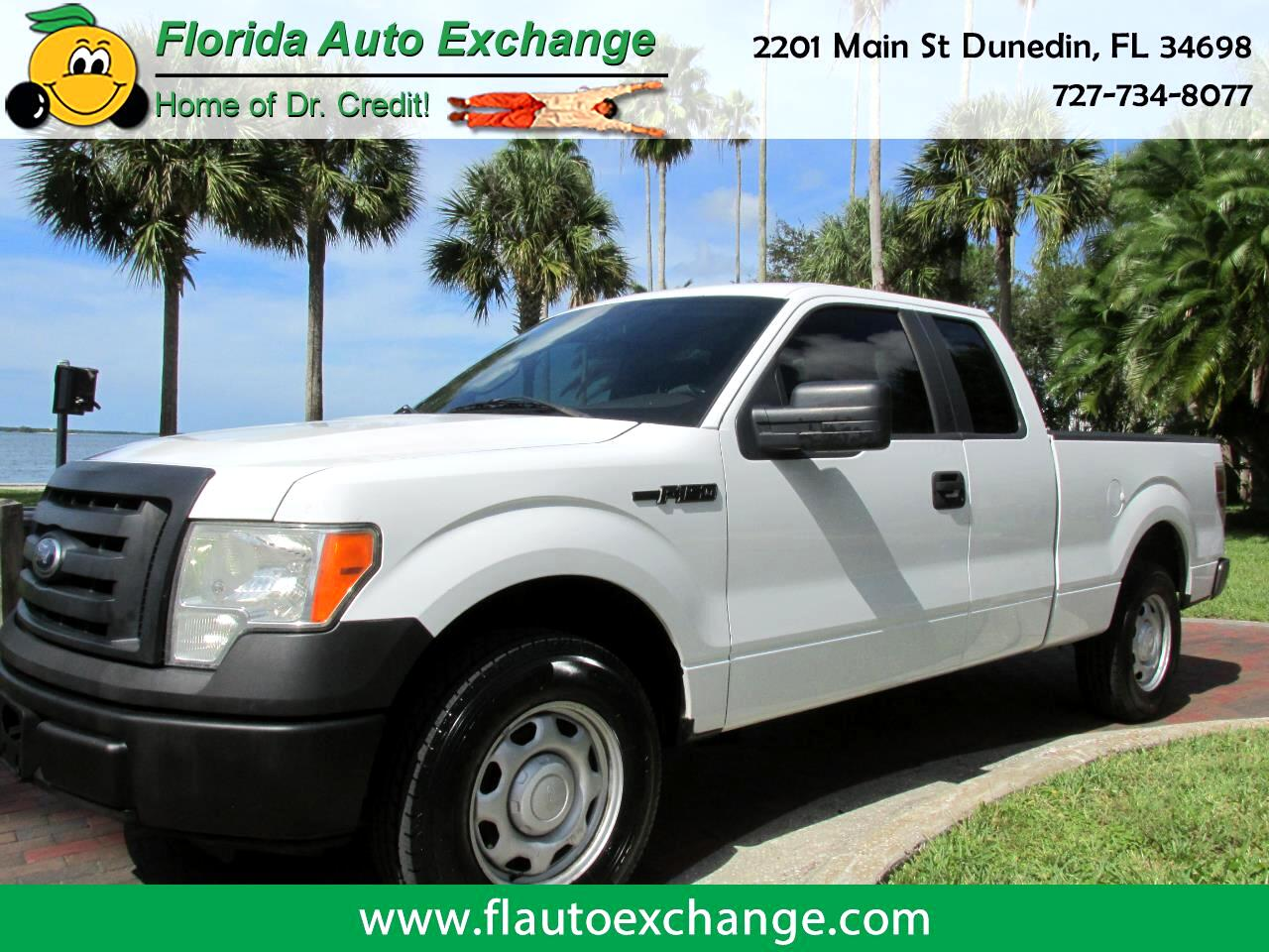 2010 Ford F-150 PK