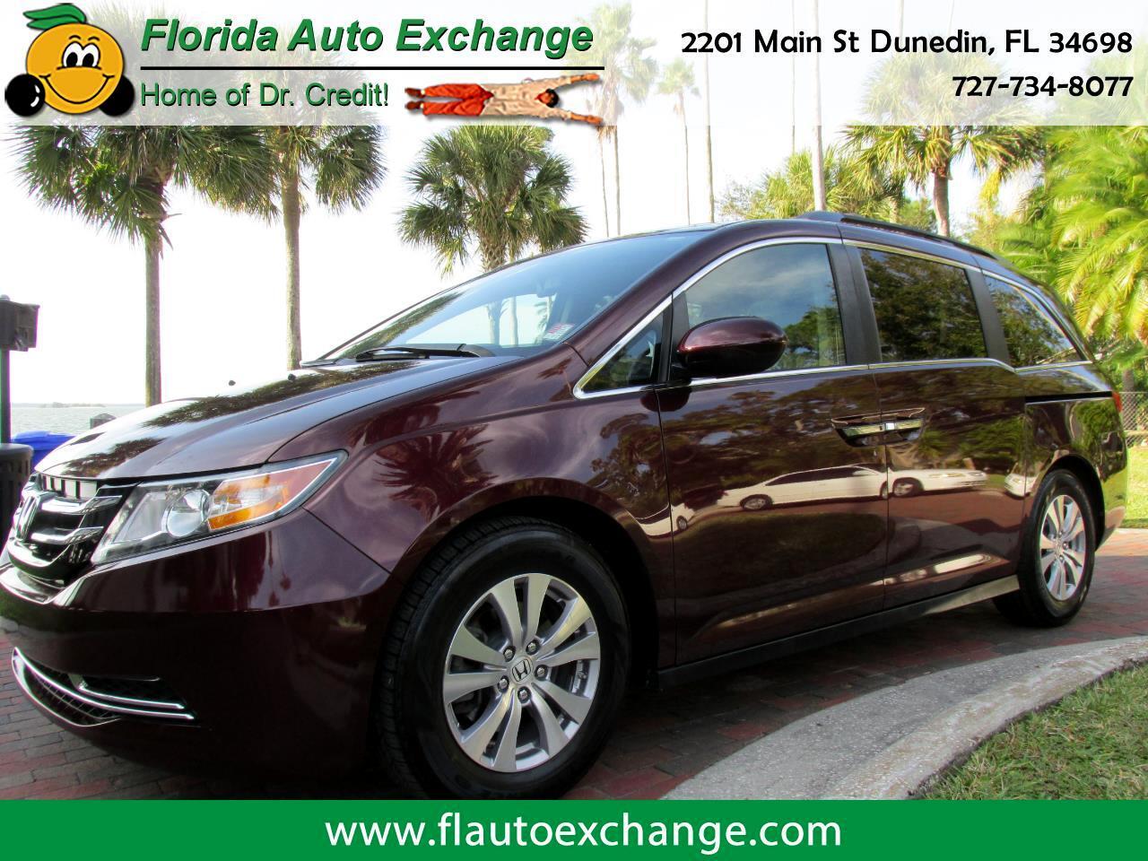 Honda Odyssey 5dr EX-L w/RES 2014