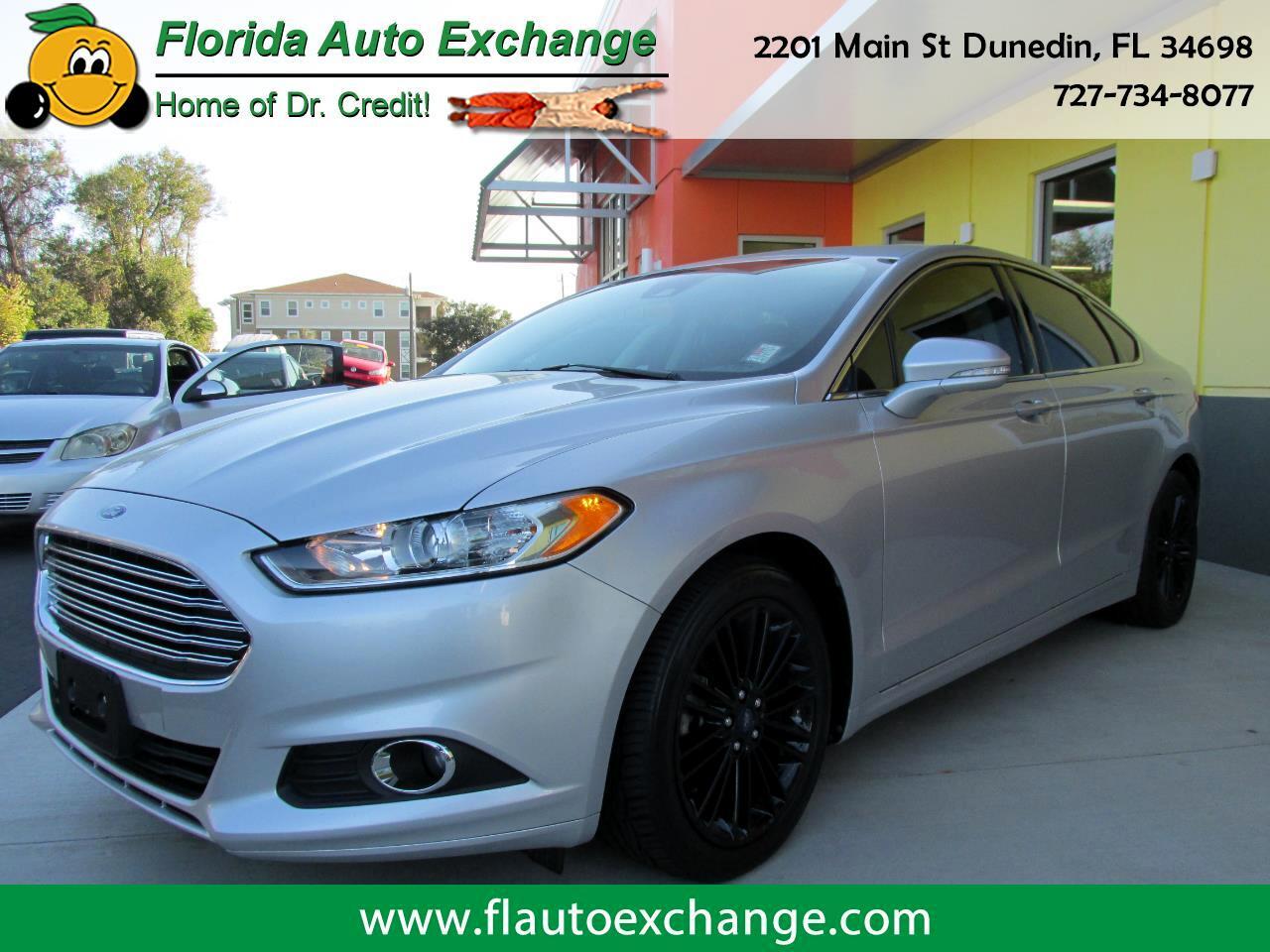 Ford Fusion 4dr Sdn SE FWD 2014