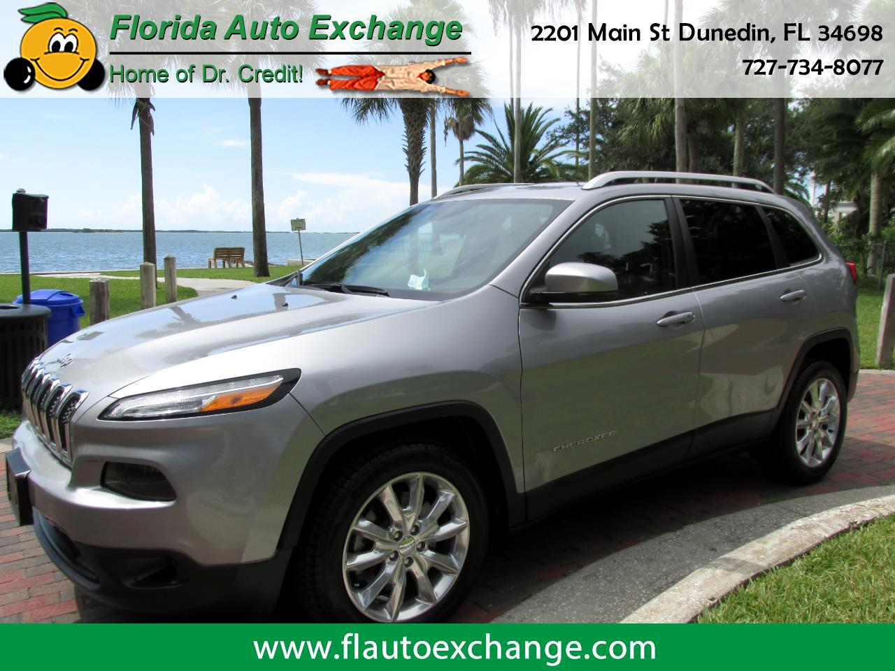 Jeep Cherokee FWD 4dr Limited 2016