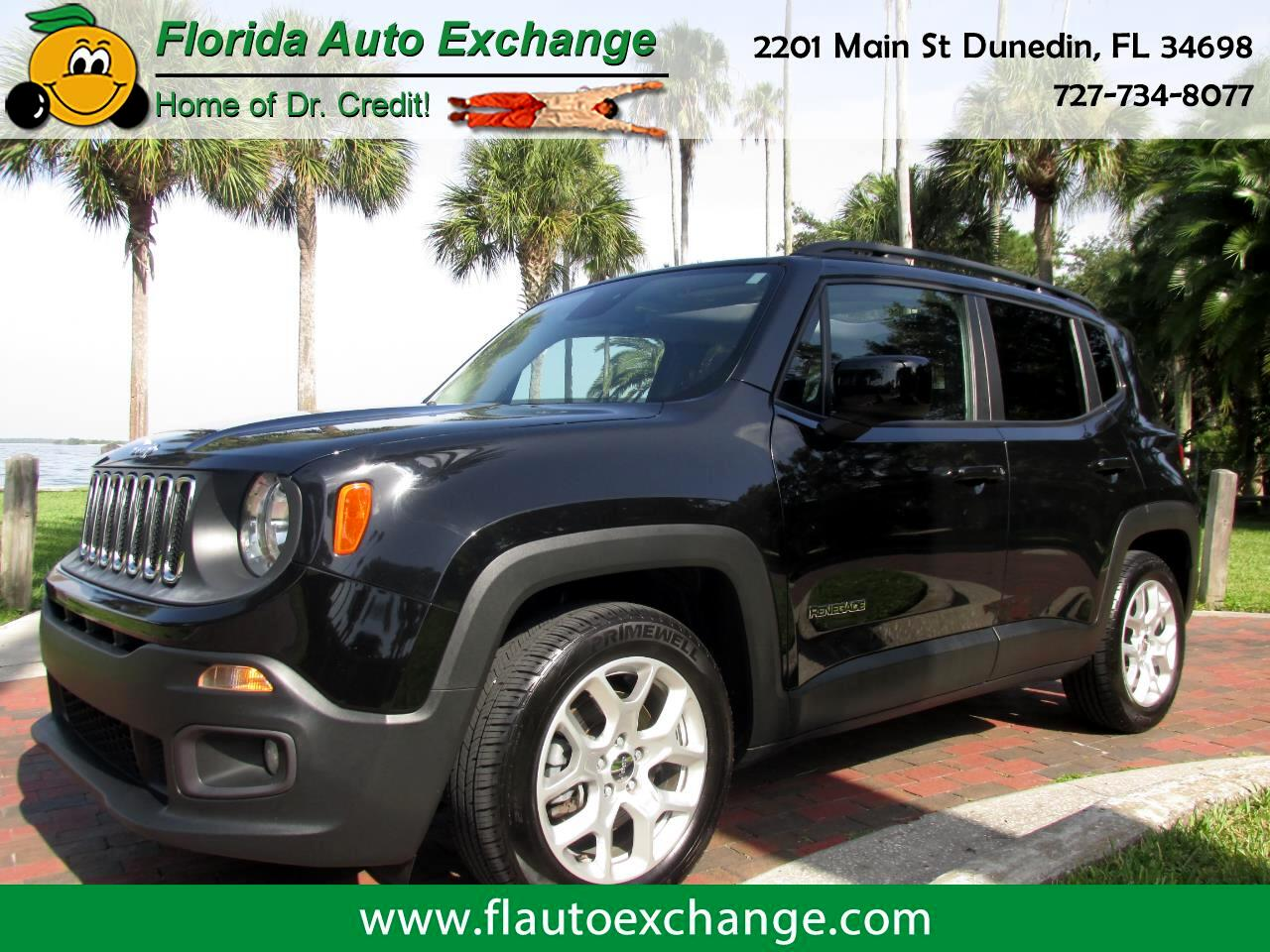 Jeep Renegade FWD 4dr Latitude 2016