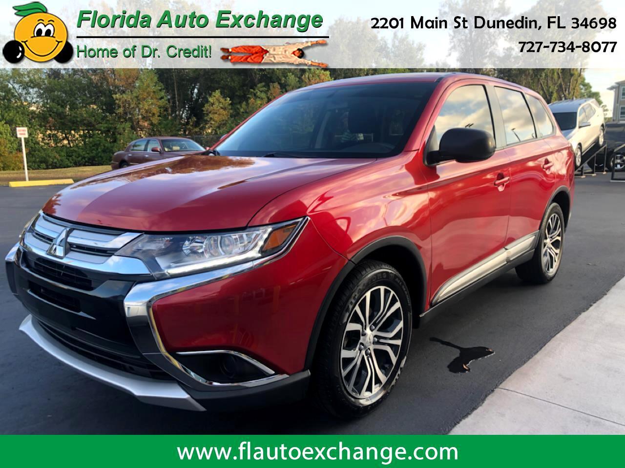 Mitsubishi Outlander ES FWD 2018