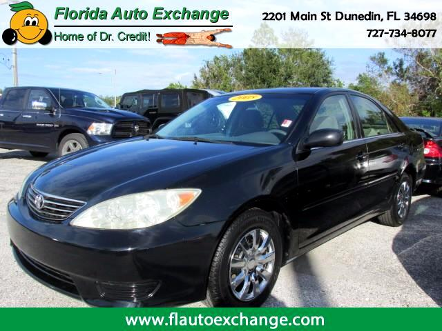 2005 Toyota Camry 4DR SDN LE AUTO