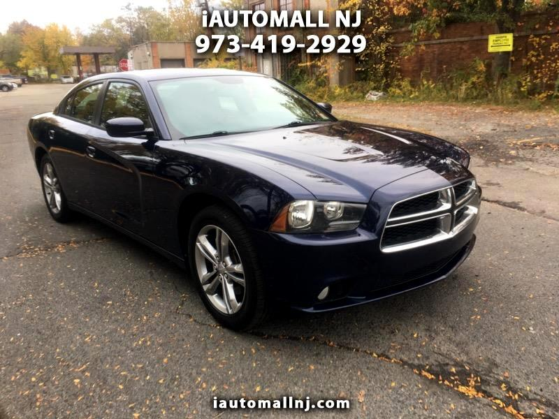 Dodge Charger 4dr Sdn SXT AWD 2013