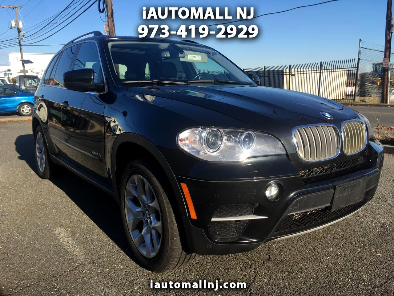 BMW X5 AWD 4dr xDrive35i Sport Activity 2013
