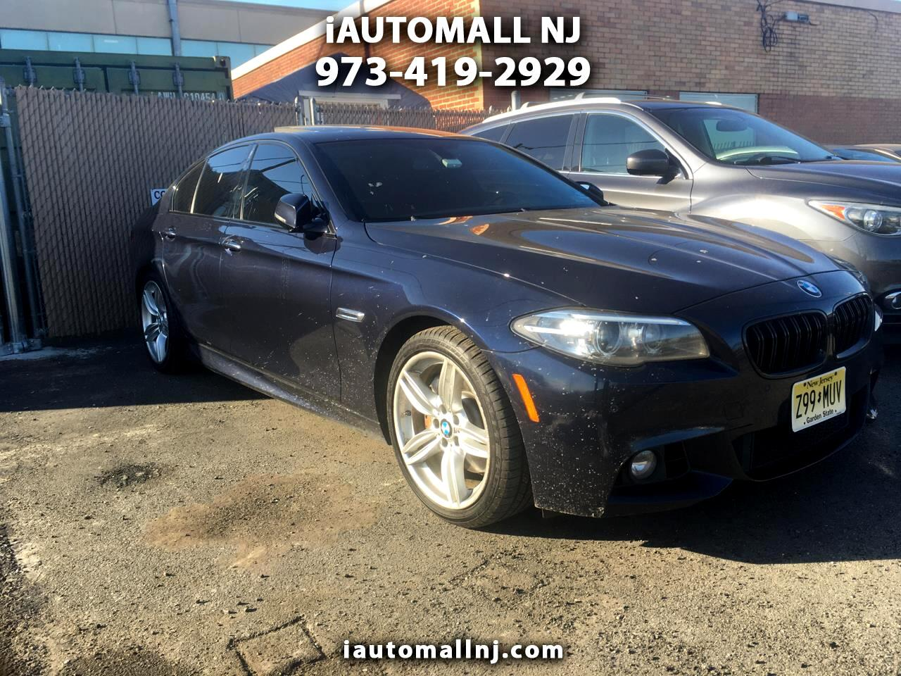 BMW 5 Series 4dr Sdn 535i xDrive AWD 2015