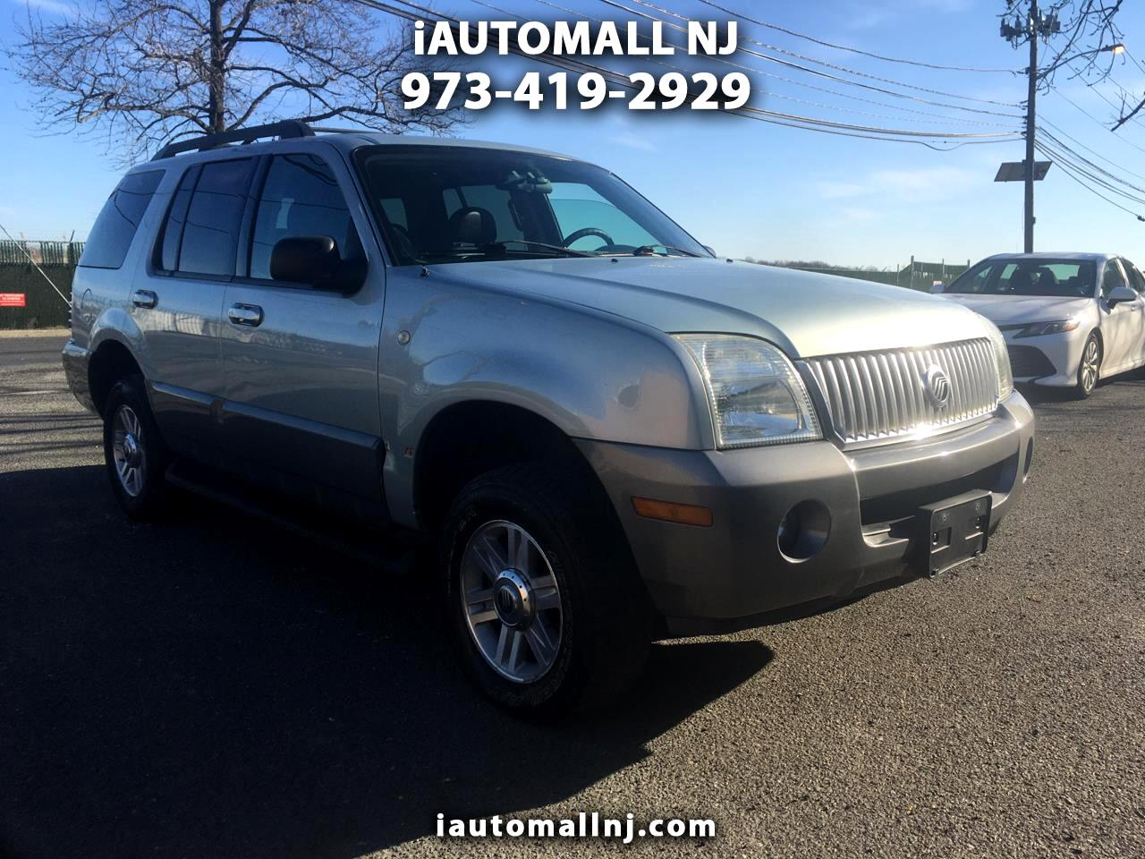 """Mercury Mountaineer 4dr 114"""" WB Convenience AWD 2005"""