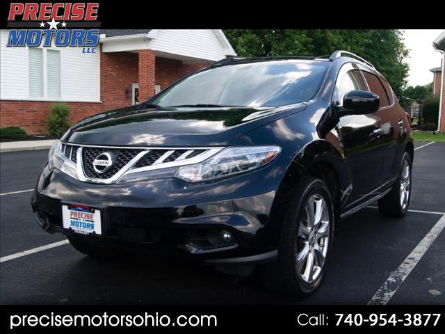 2014 Nissan Murano AWD 4dr LE