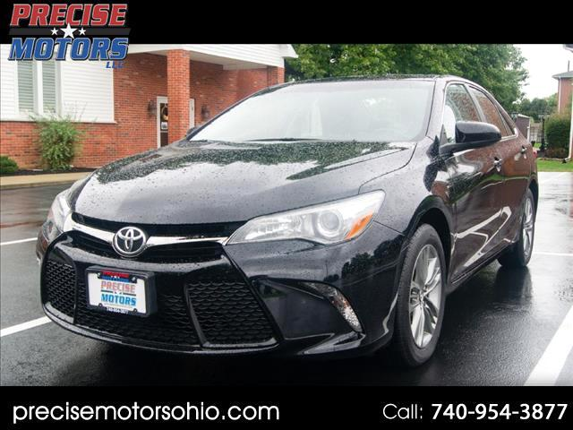 2017 Toyota Camry 4dr Sdn I4 Auto SE Sport Limited Edition (Natl)