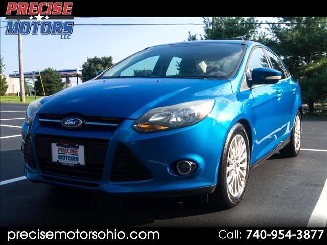 2012 Ford Focus 4dr Sdn Titanium