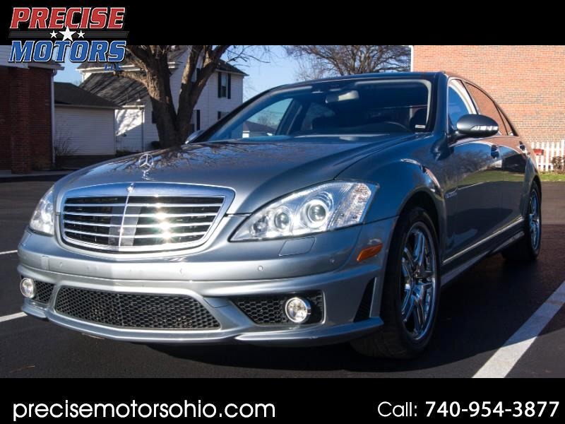 2007 Mercedes-Benz S65 AMG S65 AMG