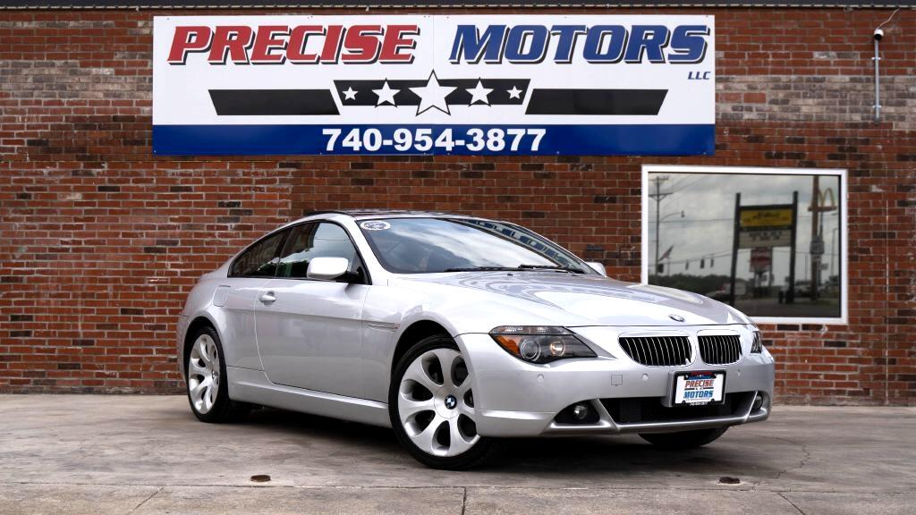 2005 BMW 6 Series 645Ci 2dr Cpe