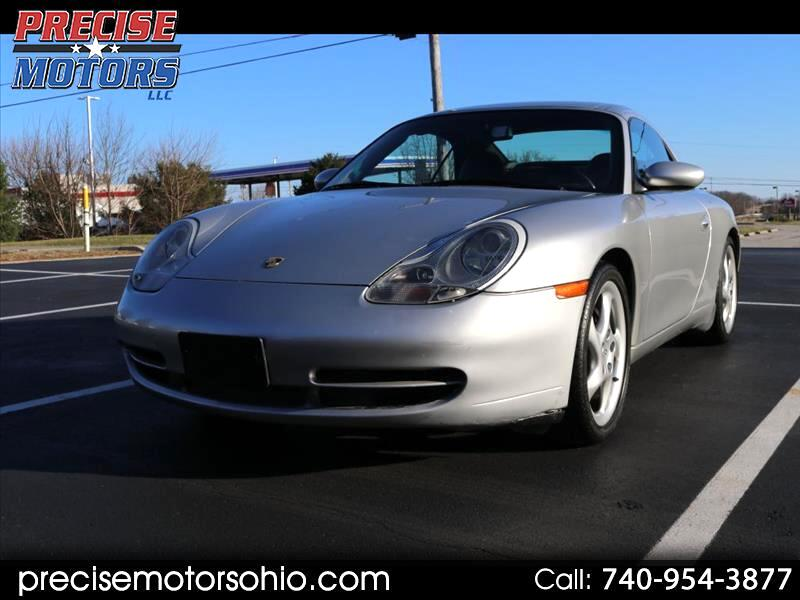 2000 Porsche 911 Carrera 2dr Carrera Cabriolet 6-Spd Manual