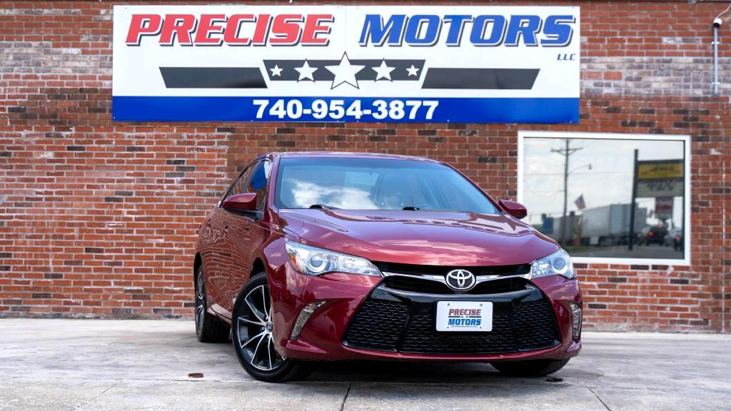 2015 Toyota Camry 4dr Sdn I4 Auto XLE (Natl)