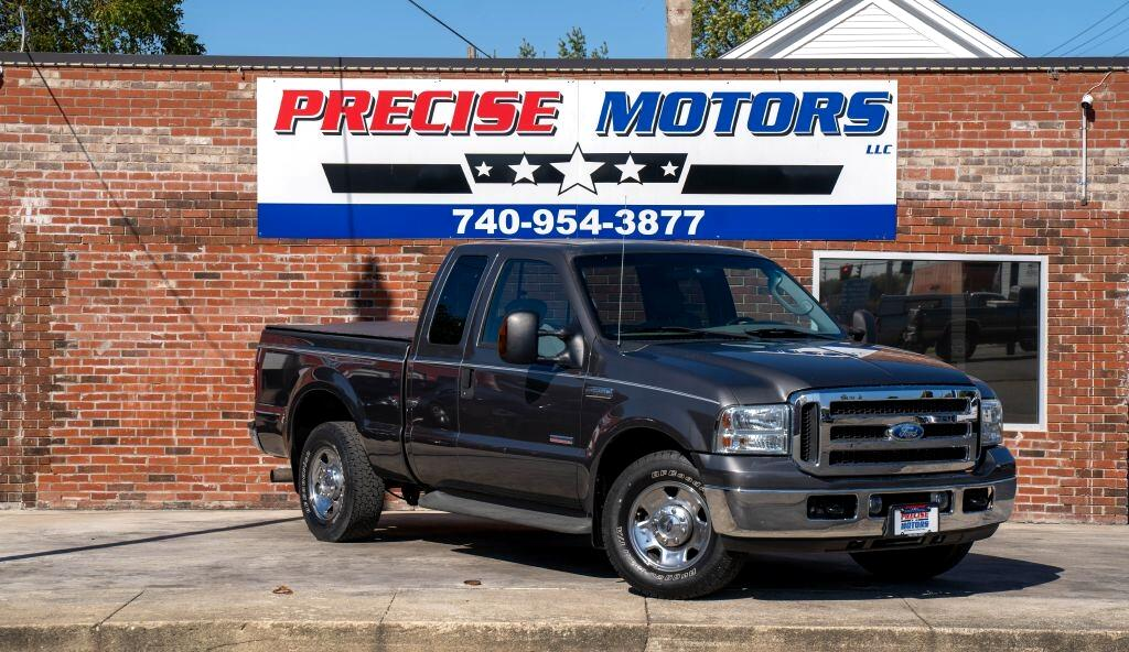 "2005 Ford Super Duty F-250 Supercab 142"" XL"