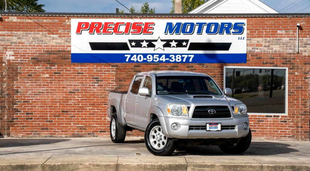 2007 Toyota Tacoma 4WD Double 141 V6 AT (Natl)