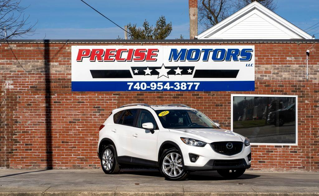 Mazda CX-5 FWD 4dr Auto Grand Touring 2015