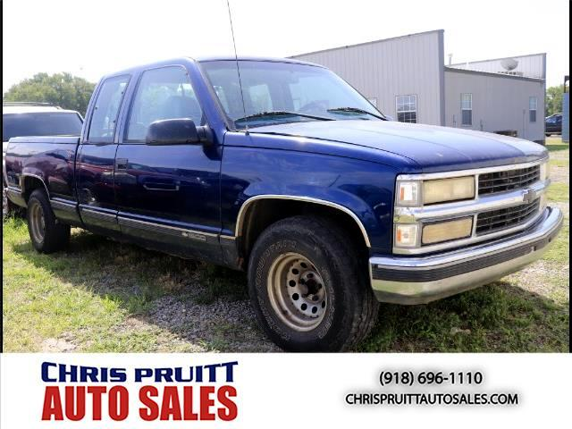 1998 Chevrolet C/K 1500 Ext. Cab 8-ft. Bed 2WD