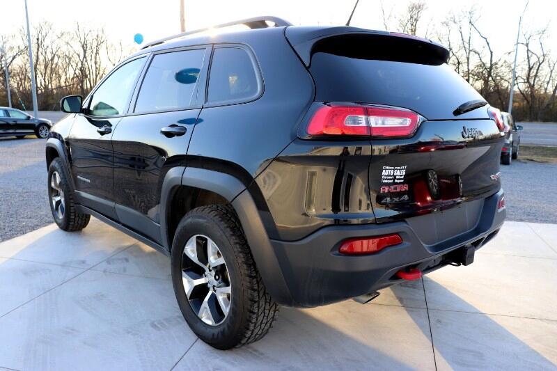 2014 Jeep Cherokee Trailhawk 4WD