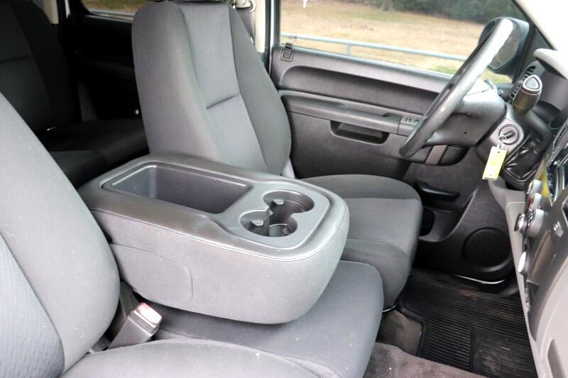 2011 Chevrolet Silverado 1500 LS Crew Cab Short Box 2WD