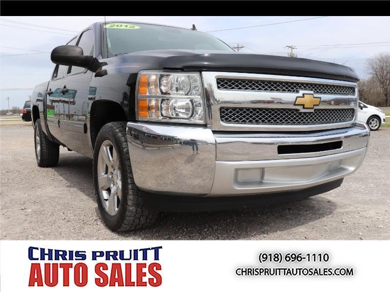 2012 Chevrolet Silverado 1500 LS Crew Cab Short Box 2WD