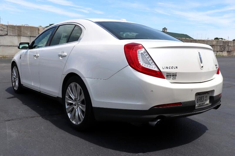 2013 Lincoln MKS EcoBoost AWD