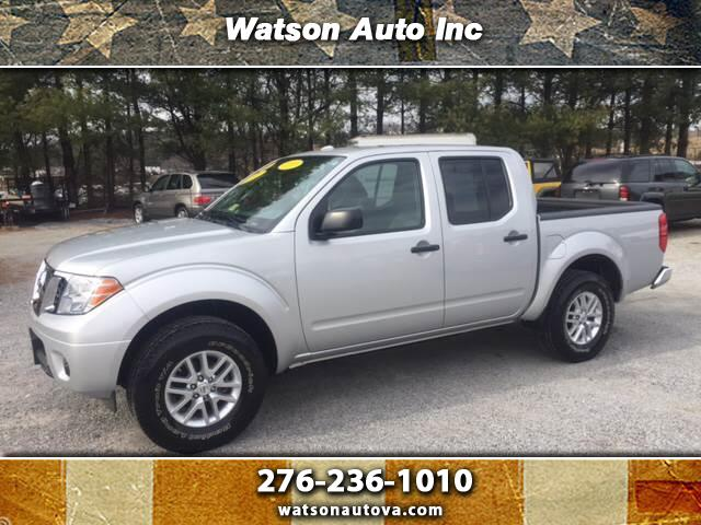 2015 Nissan Frontier Crew Cab 2WD