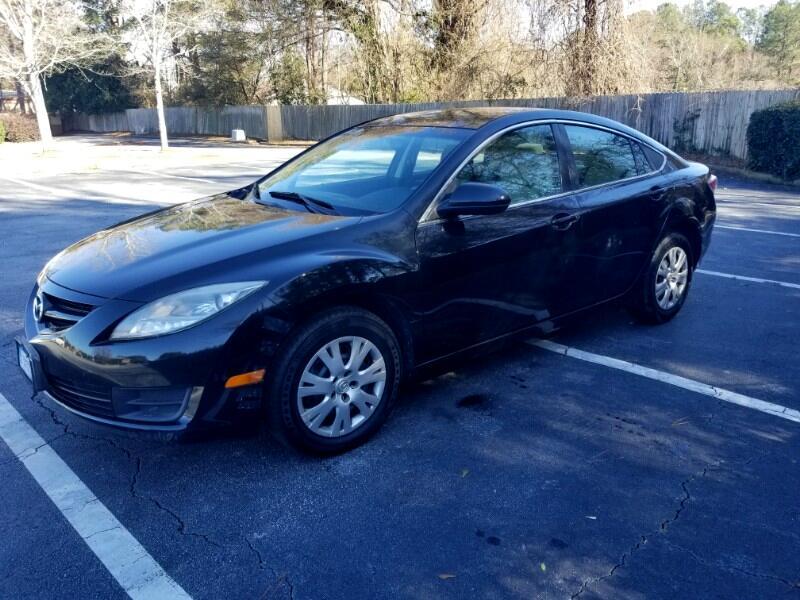 Buy Here Pay Here 2010 Mazda Mazda6 For Sale In Marietta Ga 30060