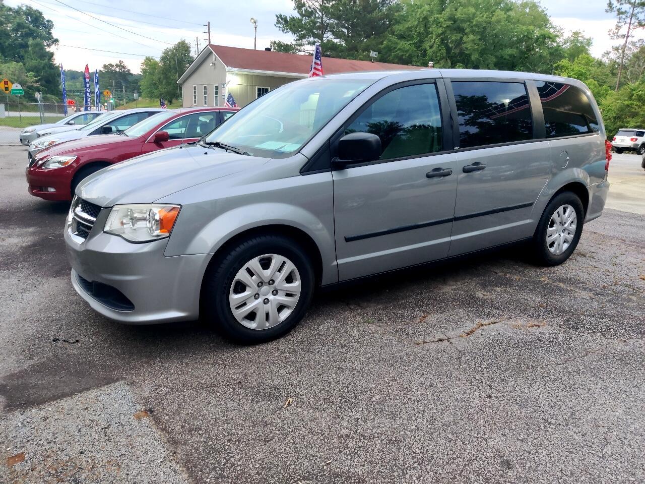 Dodge Grand Caravan C/V  2013