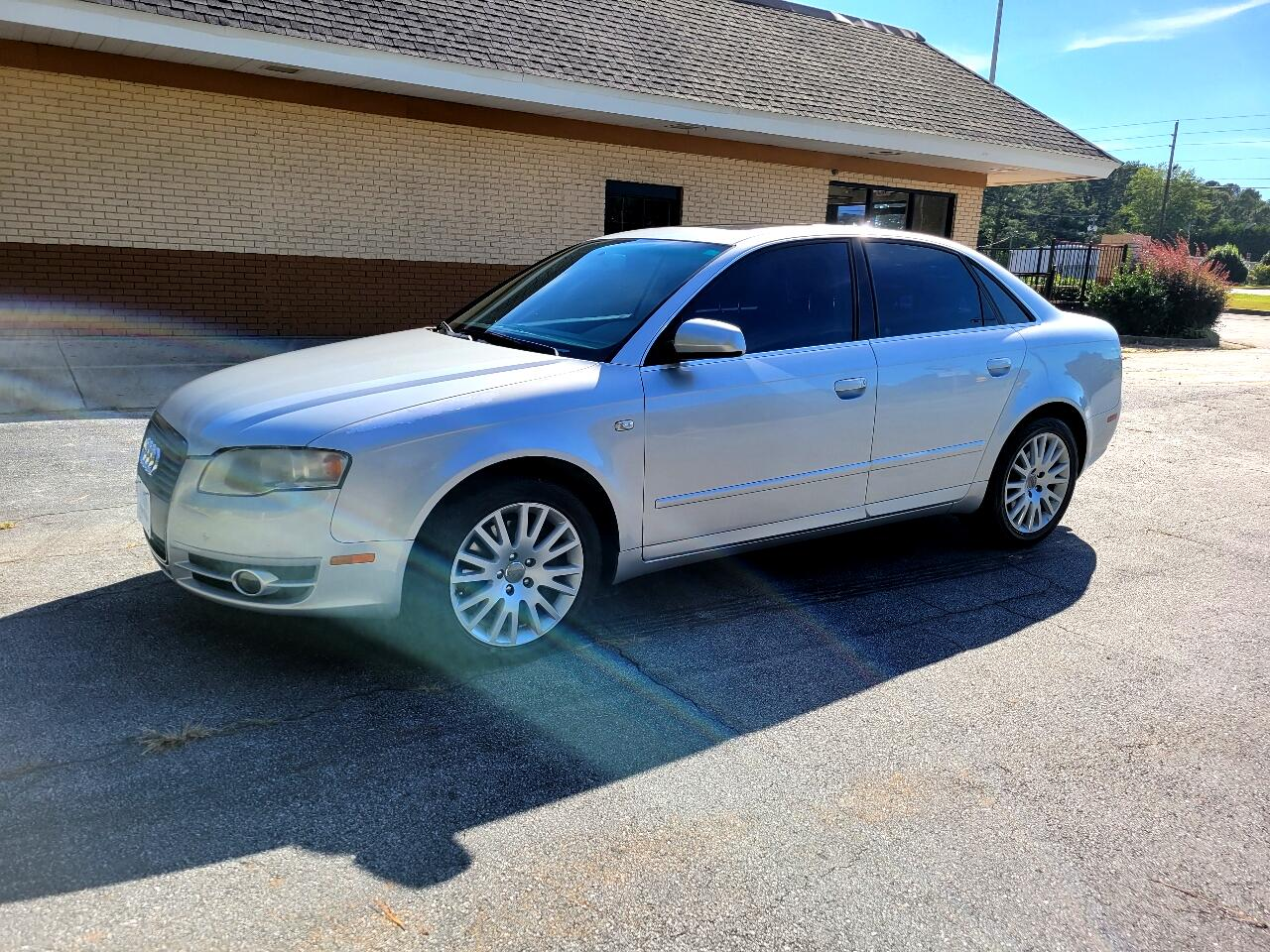 Audi A4 2.0 T with Multitronic 2006